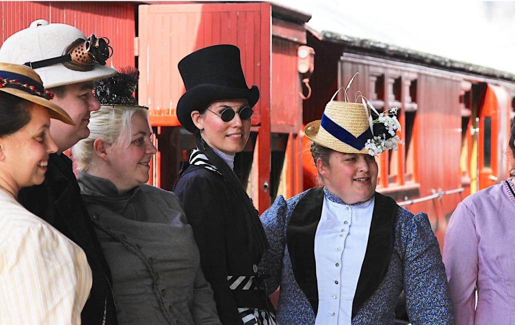 Rosewood Railway Living Heritage