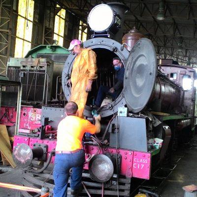 Boilermaker/fitter/metalworker